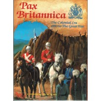 Pax Britannica- The Colonial Era - 1880 to the Great War (wargame Victory Games en VO) 001