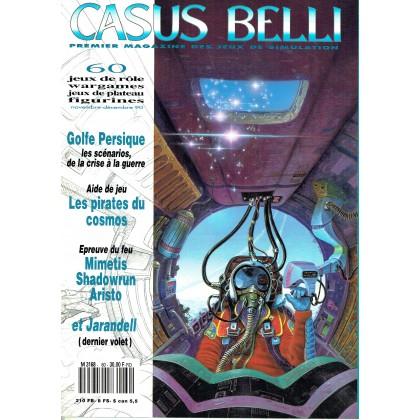 Casus Belli N° 60 (magazine de jeux de rôle) 006