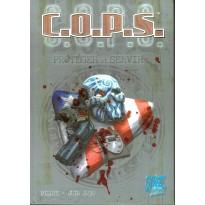 C.O.P.S. - Pilote - Juin 2030 (Livre de base jdr 1ère édition en VF) 004