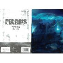 Polaris 3 - Ecran du MJ (jdr Black Book Editions en VF) 001