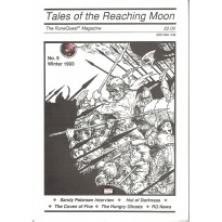Tales of the Reaching Moon - Issue 9 (magazine jdr Runequest - Glorantha en VO) 001