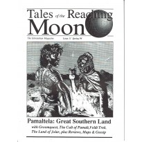 Tales of the Reaching Moon - Issue 11 (magazine jdr Runequest - Glorantha en VO) 001