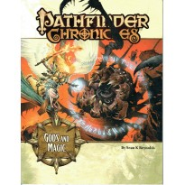Gods and Magic (jdr Pathfinder Chronicles en VO)