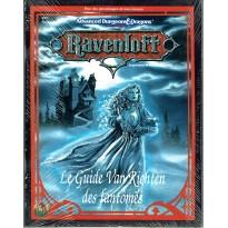 Ravenloft - RR5 Le Guide Van Richten des Fantômes (jdr AD&D 2ème édition en VF) 001