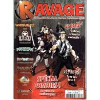 Ravage N° 70 (le Magazine des Jeux de Figurines Fantastiques) 001