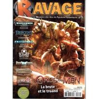 Ravage N° 72 (le Magazine des Jeux de Figurines Fantastiques) 001