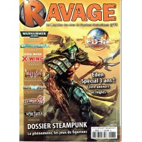 Ravage N° 73 (le Magazine des Jeux de Figurines Fantastiques) 001