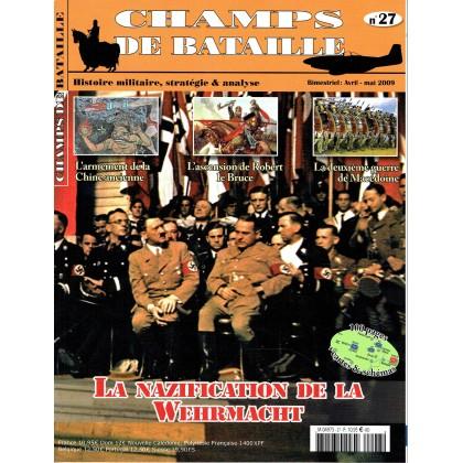 Champs de Bataille N° 27 (Magazine histoire militaire & stratégie) 001