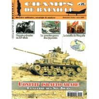 Champs de Bataille N° 26 (Magazine histoire militaire & stratégie) 001