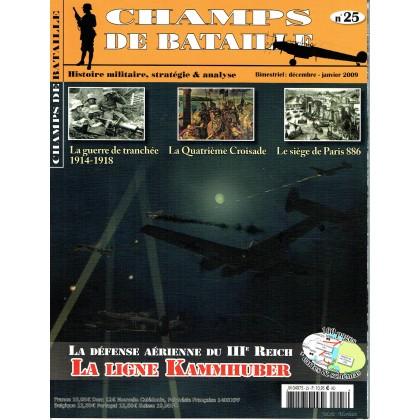 Champs de Bataille N° 25 (Magazine histoire militaire & stratégie) 001
