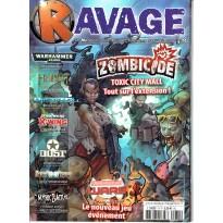 Ravage N° 74 (le Magazine des Jeux de Figurines Fantastiques) 001