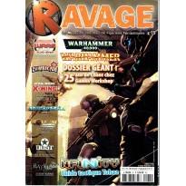 Ravage N° 75 (le Magazine des Jeux de Figurines Fantastiques) 001