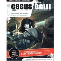 Casus Belli N° 8 (magazine de jeux de rôle - Editions BBE) 004