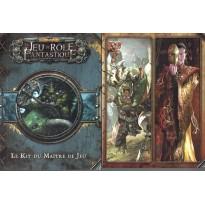 Le Kit du Maître de Jeu - Ecran & Livret (jdr Warhammer 3ème édition en VF)