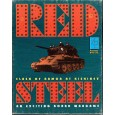 Red Steel - Clash of Armor at Kishinev 1941 (wargame Avalanche Press en VO) 001