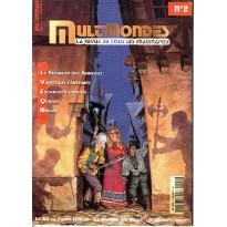 Multimondes N° 2 (la Revue de tous les Imaginaires) 004