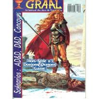 Graal Hors-Série N° 3 - Spécial Donjons & Dragons (Mensuel de jeux de rôles) 003