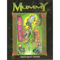 Mummy - Second Edition (The World of Darkness en VO) 001