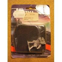Minotaure en armure (blister de figurine Fantasy Ral Partha)