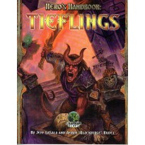 Hero's Handbook - Tieflings (jdr D&D 4 en VO)