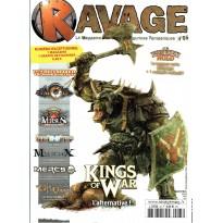 Ravage N° 65 (le Magazine des Jeux de Figurines Fantastiques)