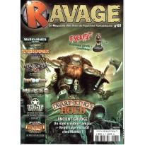 Ravage N° 68 (le Magazine des Jeux de Figurines Fantastiques)
