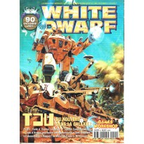 White Dwarf N° 90 (magazine de jeux de figurines Games Workshop en VF) 002