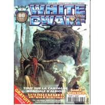 White Dwarf N° 88 (magazine de jeux de figurines Games Workshop en VF)