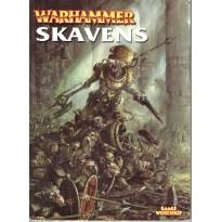 Warhammer - Skavens (listes d'armées jeu de figurines V6 en VF)