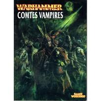 Warhammer - Comtes Vampires (listes d'armées jeu de figurines V6 en VF)