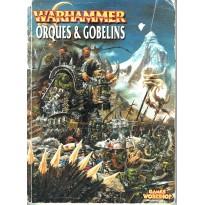 Warhammer - Orques & Gobelins (listes d'armées jeu de figurines V6 en VF)
