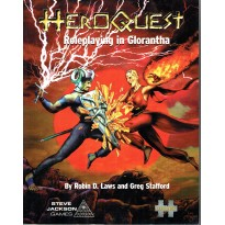 Heroquest - Roleplaying in Glorantha (Livre de base jdr en VO)