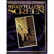 Hidden Lore & Storytellers Screen (jdr Mage The Ascension en VO)
