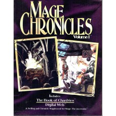 Mage Chronicles - Volume 1 (jdr Mage The Ascension en VO)