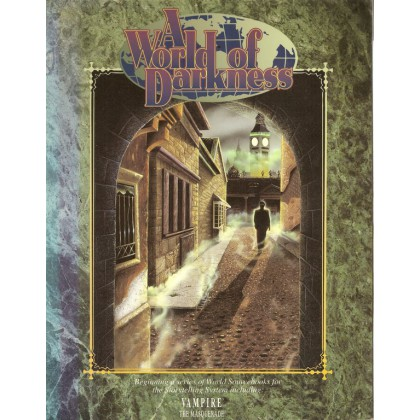 A World of Darkness - Sourcebook (1st edition en VO) 001