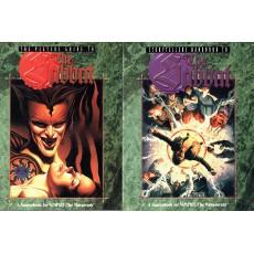 LOT de 2 suppléments (jdr Vampire The Masquerade en VO)
