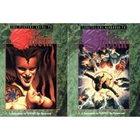LOT de 2 suppléments (jdr Vampire The Masquerade en VO) L106
