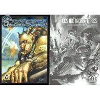 Shadowrun - Ecran et livret (jdr 3e édition en VF)