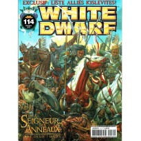 White Dwarf N° 114 (magazine de jeux de figurines Games Workshop en VF) 002