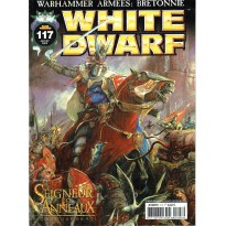 White Dwarf N° 117 (magazine de jeux de figurines Games Workshop en VF)
