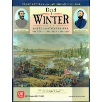 Dead of Winter - Battle of Stones River 1863 (wargame GMT en VO)