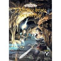 L'Alliance brisée de Calebaïs (jdr Ars Magica 1ère édition en VF) 002