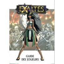 Les Exaltés - Guide des Joueurs (jdr 1ère édition en VF) 001