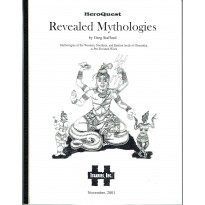 Revealed Mythologies (jdr HeroQuest en VO) 001