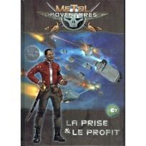 Metal Adventures - La Prise et le Profit (jdr Matagot en VF) 002