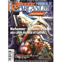 Code Arcanum N° 1 Hors-Série Spécial med-fan (le magazine des jeux de figurines fantastiques en VF) 001