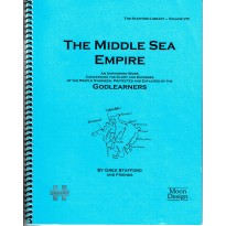 The Middle Sea Empire (jdr Glorantha Runequest en VO) 001