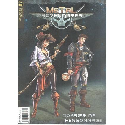 Metal Adventures - Dossier de Personnage (jdr Matagot en VF) 003
