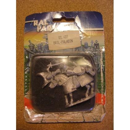 Bril-Paladin (blister de figurines Fantasy Ral Partha) 002