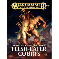 Death Battletome - Flesh-Eater Courts (jeu de figurines Age of Sigmar Warhammer en VF)